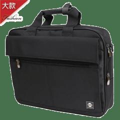 前袋型男超優質感公事包【S1510】(大款)