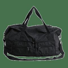 1分鐘收納旅行袋-輕便-耐重韓版旅行袋/ 購物袋【L2267-1】(黑色)