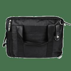 吉田風格-四用多功能筆電包- 公事包 【L8671】(黑色)