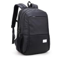 極地流線-消光黑時尚防水電腦包/15.6吋電腦包 /【B20005】(黑色)