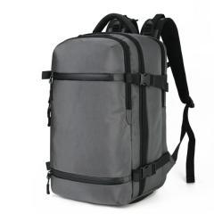 時尚多功能商務旅行包/ 17吋電腦包 /大容量後背包 / 筆電後背包【B7983】(灰色)