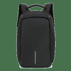 防盜包-時尚反光條大人氣韓國後背包 【B1719】(黑色)