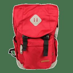 韓國網站熱賣‧豬鼻不敗款後背包【L925】(紅色)