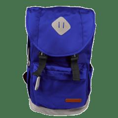 韓國網站熱賣‧豬鼻不敗款後背包【L925】(深藍色)