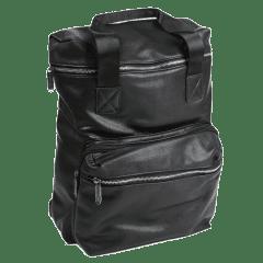 皮格個性質感後背包 【SP2707】黑色