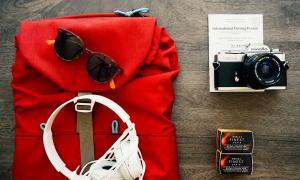 旅行背包的選擇